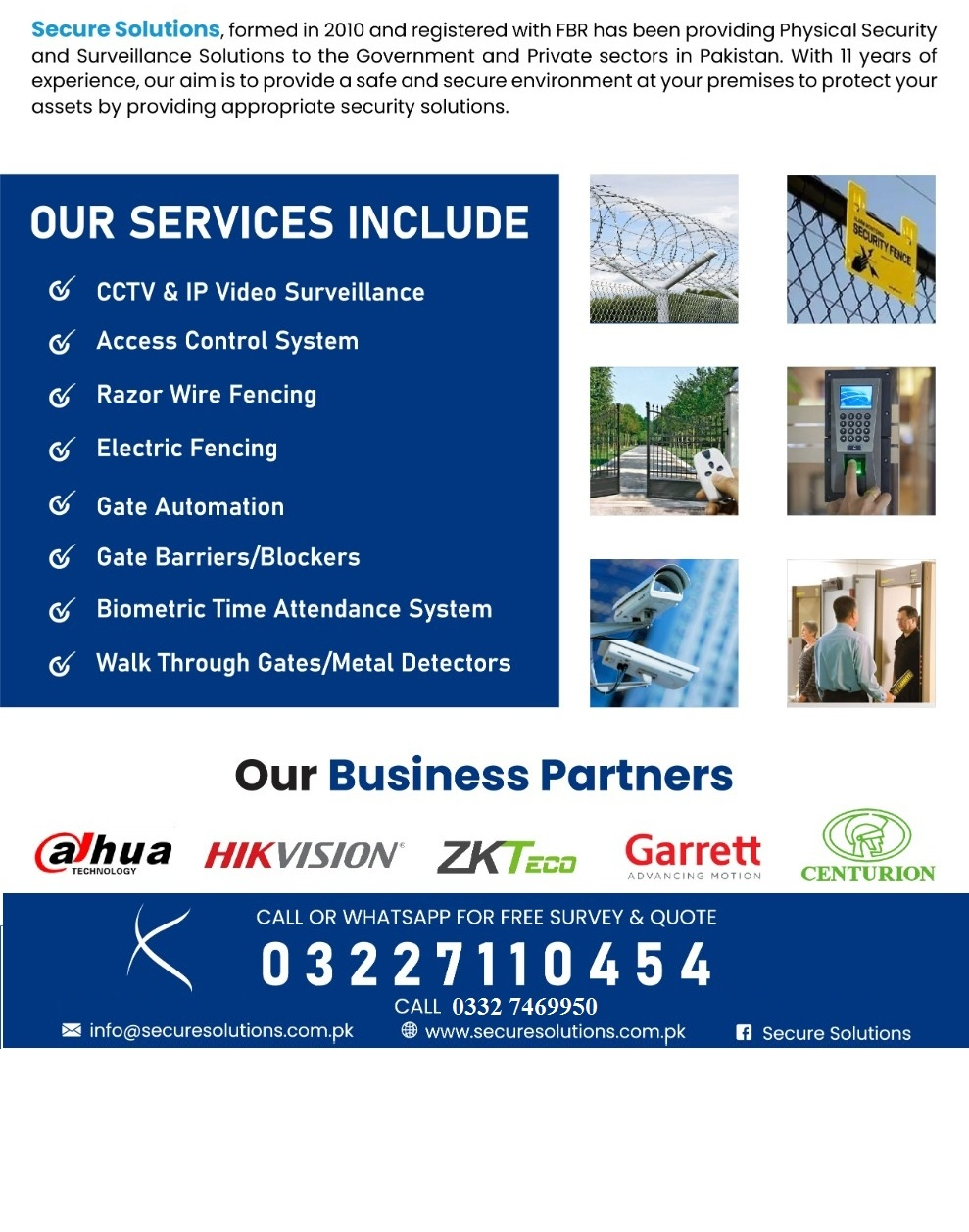 securesolutions cctv services